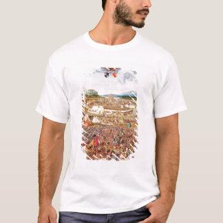 T-shirt Alesia a assiégé par Jules César