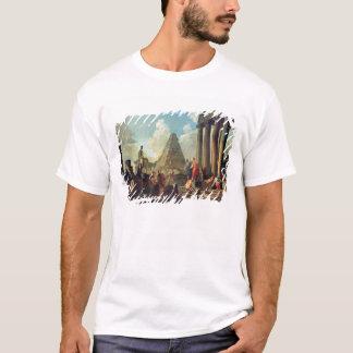 T-shirt Alexandre III le grand avant la tombe