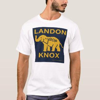 T-shirt Alf Landon et Franklin Knox