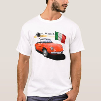 T-shirt Alfa Romeo Spider