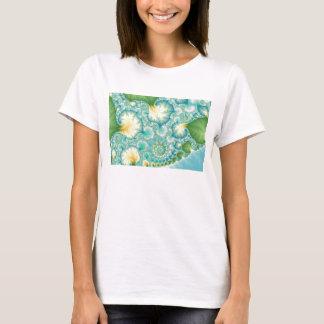 T-shirt Algues - fractale