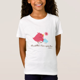 T-Shirt Alhamdulillah, j'ai le grand tee - shirt d'enfants