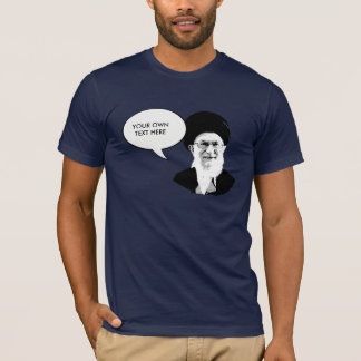 T-shirt Ali Khamenei - chef international - .png