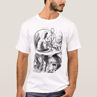 T-shirt Alice au pays des merveilles Caterpillar