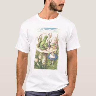 T-shirt Alice rencontre Caterpillar