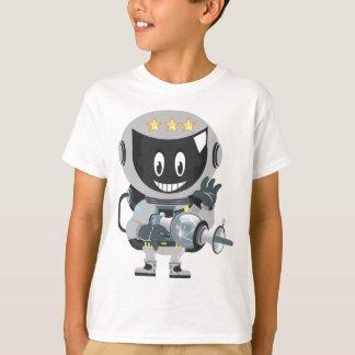 T-shirt Alien amical