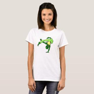 T-shirt Alien de Capoeira