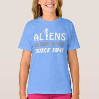 T-shirt Alien de Roswell