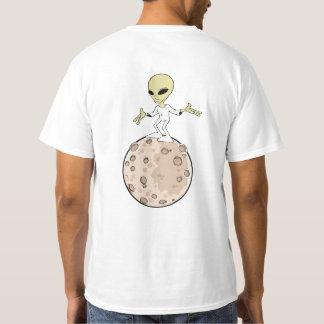 """T-shirt """"Alien sur sa planète"""""""