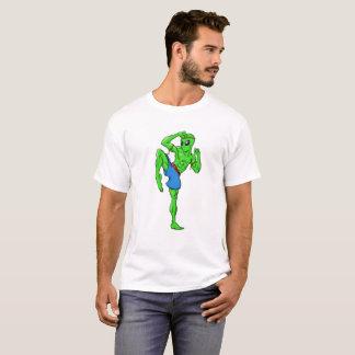T-shirt Alien thaïlandais de Muay