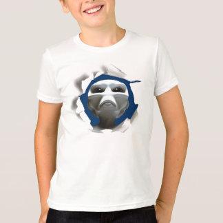 T-shirt Alien UFO