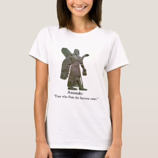 T-shirt Aliens antiques d'Anunnaki
