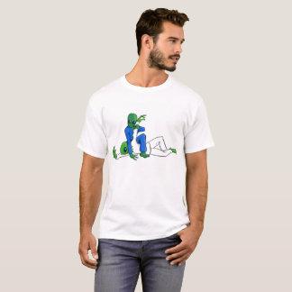 T-shirt Aliens de BJJ