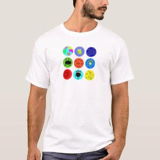 T-shirt Aliens et planètes