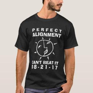 T-shirt Alignement parfait d'éclipse lunatique