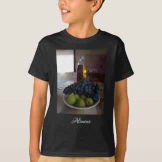 T-shirt Alimena, Sicile - pièce en t italienne de cuisine