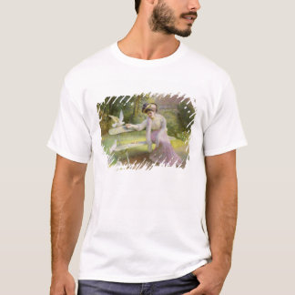 T-shirt Alimentation des colombes