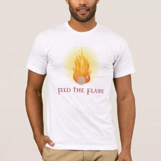 T-shirt Alimentez la flamme