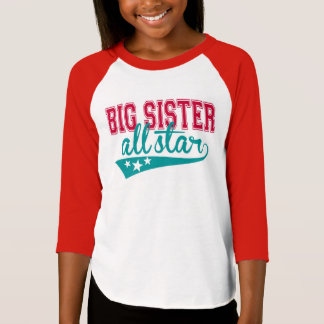 T-shirt All-Star sportif de grande soeur