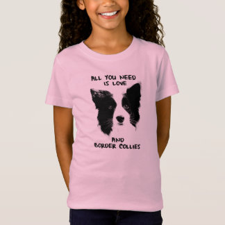 T-Shirt All you need Border Collies