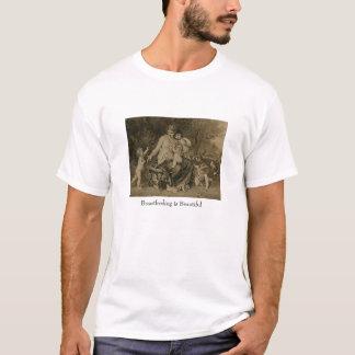 T-shirt Allaiter est beau