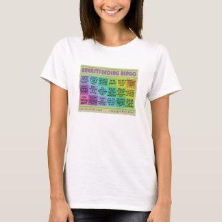 T-shirt Allaiter le bingo-test