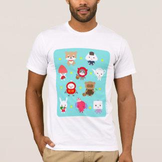 T-shirt - AllCharacters - étoiles