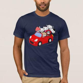 T-shirt - AllCharacters - RedCar