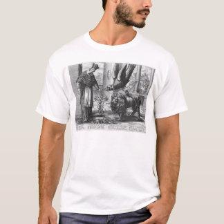 T-shirt Allégorie dans l'éloge de Cardinal Richelieu