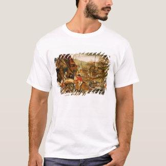 T-shirt Allégorie d'automne