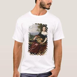 T-shirt Allégorie de la terre