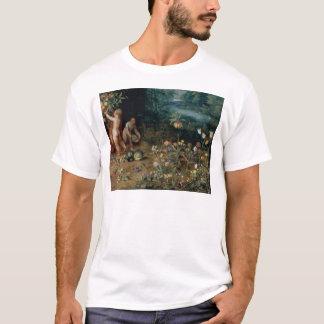 T-shirt Allégorie de l'abondance, détail