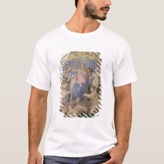 T-shirt Allégorie du bonheur, c.1567 (huile sur le cuivre)