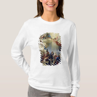 T-shirt Allégorie en l'honneur de la naissance de Henri De