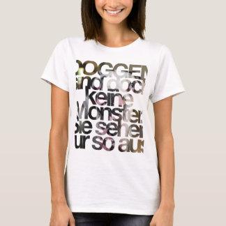 T-shirt Allemand : Dogue