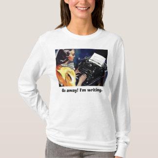 T-shirt Aller-en ! J'écris