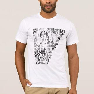T-shirt Allez disent les femmes