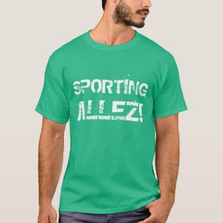 "T-shirt ""Allez sportif """