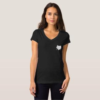 T-shirt Alliance créatif de Tacoma - les dames piquent