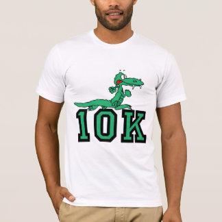 T-shirt alligator 10K