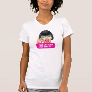 T-shirt Allo non mais allo quoi