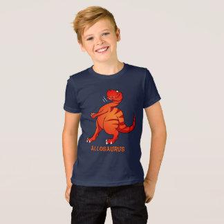 T-shirt Allosaurus
