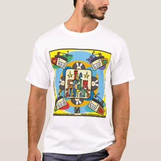 T-shirt allstars de Spam - plaques tournantes de mutante