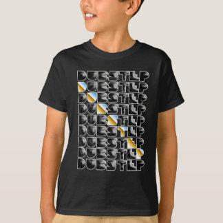 T-shirt allstars sains libres d'artistes de Dubstep