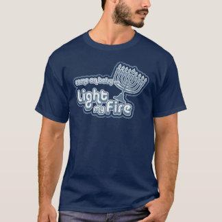 T-shirt Allumez mon feu
