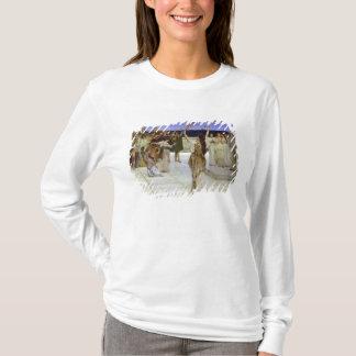 T-shirt Alma-Tadema | un dévouement au Bacchus