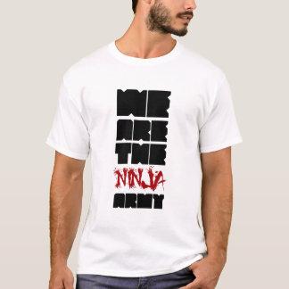 T-shirt ALN ! Pièce en t de marque d'exclamation d'armée