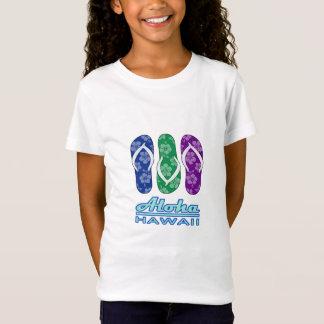 T-Shirt ALOHA - bascules électroniques d'Hawaï
