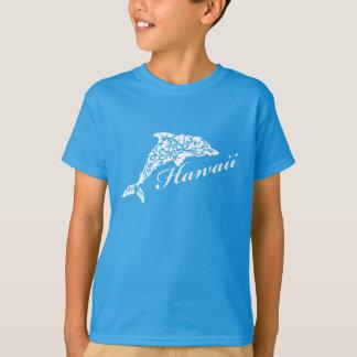 T-shirt Aloha dauphin d'îles d'Hawaï