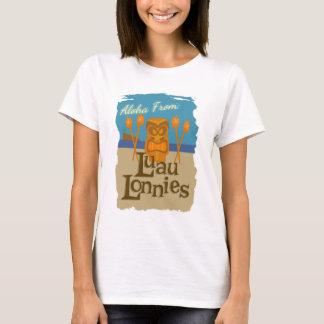 T-shirt Aloha de Luau Lonnies